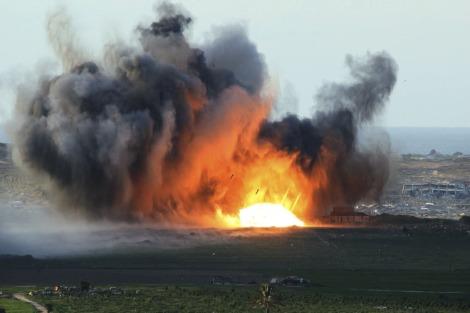 MIDEAST ISRAEL PALESTINIANS GAZA