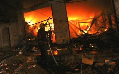 israel-destroyed-print-shop-gaza-city-ap