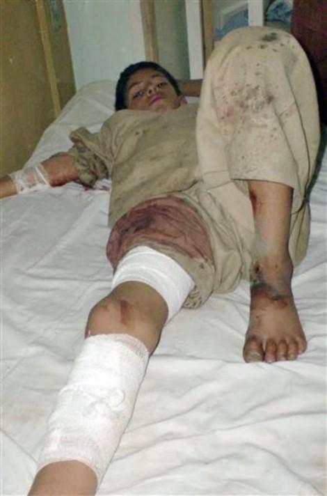 afghan boy in aasad abad