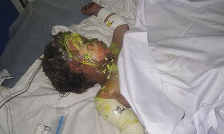 air strikes in Ganj Abad of Bala Buluk district, in Farah provin_16