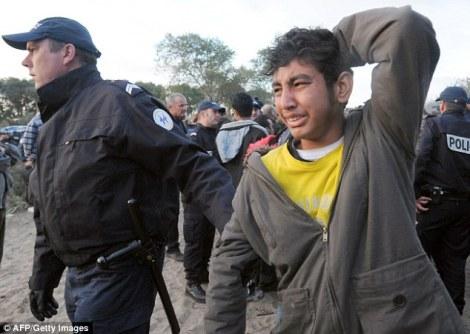 refugee camp 4