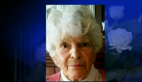 93-year-old Elianne Parenteau 1st victim id